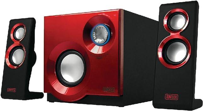 Sistema de sonido 2.1 de Combusters, sistema de altavoces para ...
