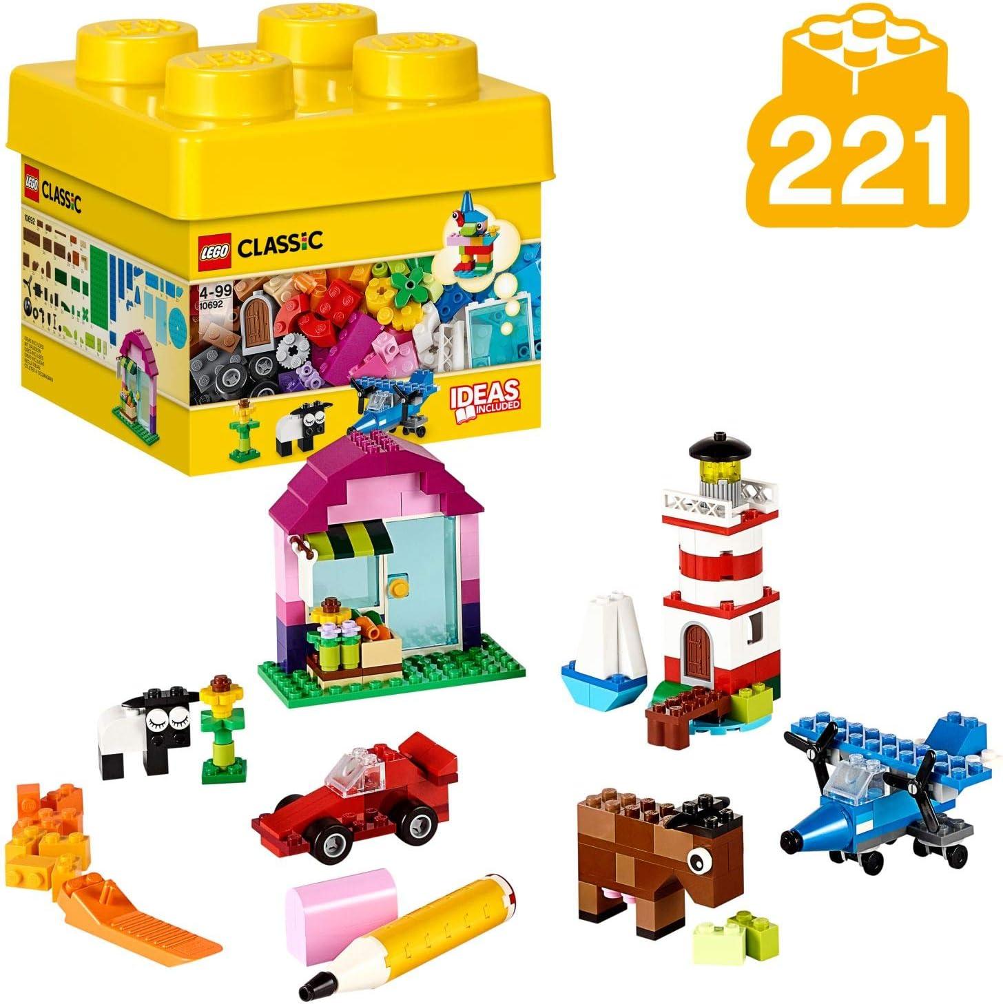 LEGO Classic - Ladrillos Creativos, Imaginativo Juguete de ...