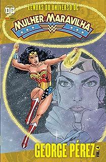 Lendas do Universo DC. Mulher-Maravilha - Volume 4