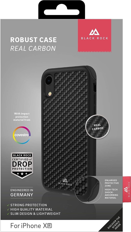 Black Rock Hülle Robust Case Real Carbon Hülle Elektronik