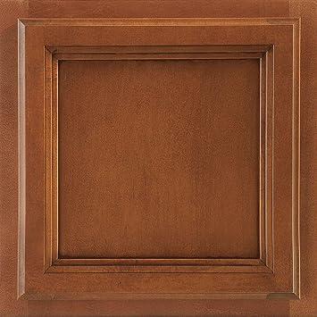 Cabinet Door S&le in Ashland Maple Auburn & Amazon.com: American Woodmark 13x12-7/8 in. Cabinet Door Sample in ...