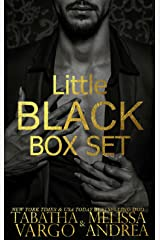 Little Black Box Set (The Black Trilogy) Kindle Edition