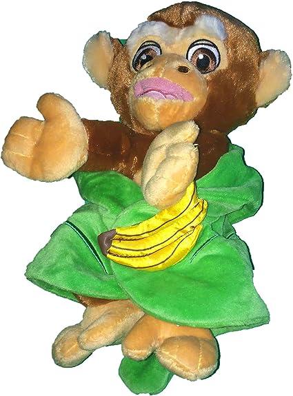 Disney Parks Baby Monkey Plush