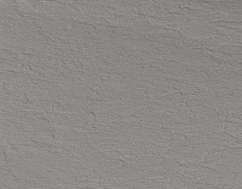 Couleur Gris b/&eacut Grille chrom/ée en Acier Inoxydable Essence ArredoBagno Receveur de Douche 100 x 100 cm en marbre min/éral et Pierre de marbre en r/ésine /Épaisseur 3 cm Effet Pierre Jade