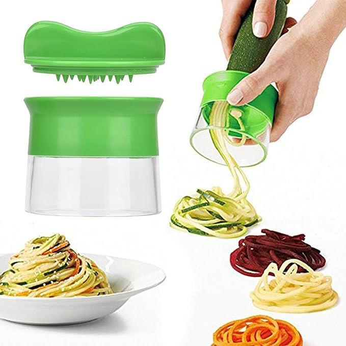 15 opinioni per Spiralizzatore Spiralizer Creativo Spiralizzatore per Verdure- Capace di