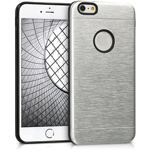 1 opinioni per Cover in alluminio per Apple iPhone 6 Plus / 6S Plus- kwmobile Custodia