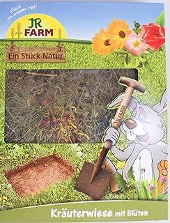 Jr Farm Pedazitos de prado para roedores Jrfarm
