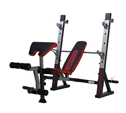 Marcy MWB Monster Olympic Width Bench