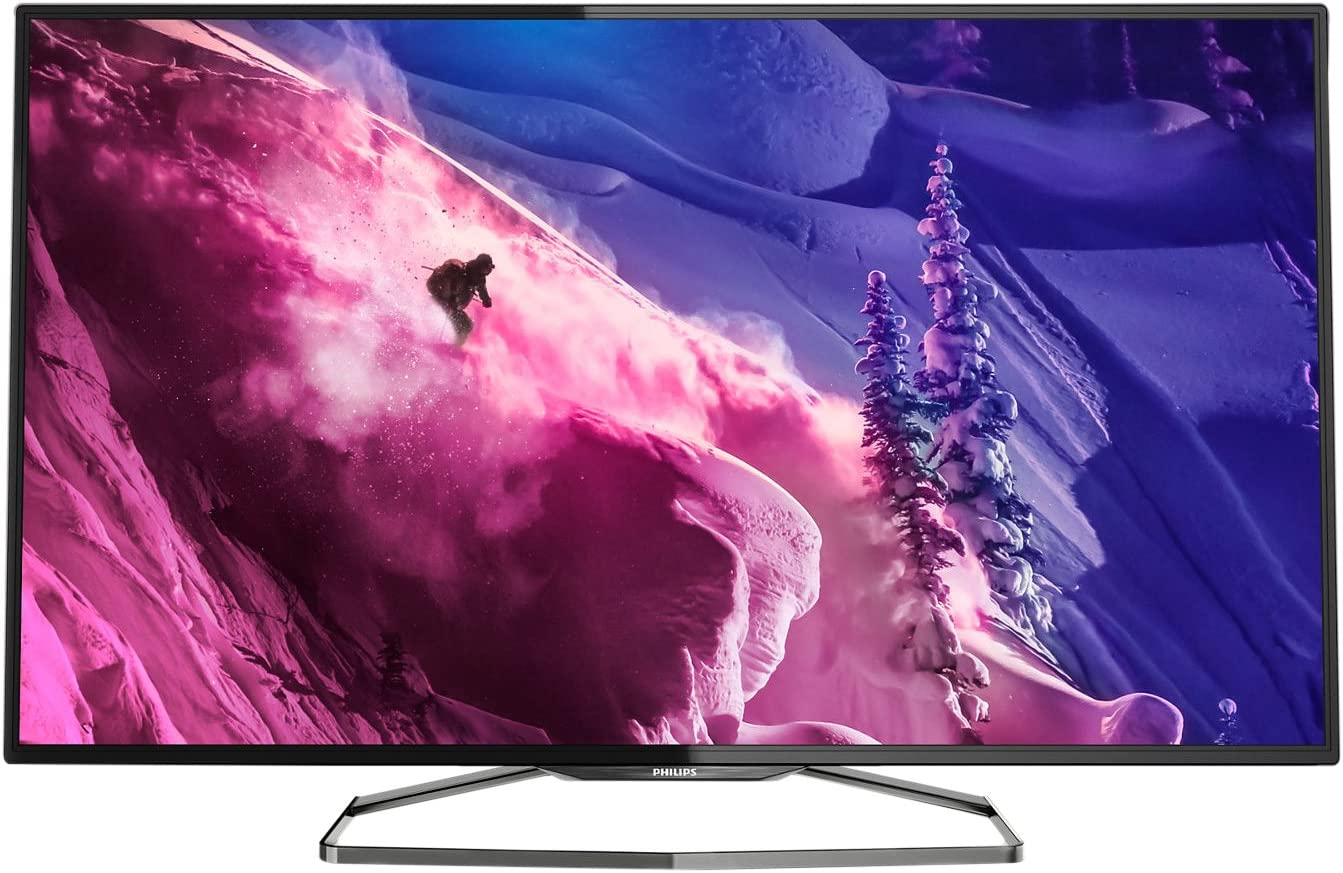 Philips 55PFS6909 55 Full HD Compatibilidad 3D Smart TV WiFi Negro - Televisor (Full HD, A++, 4:3, 16:9, Zoom, Negro, 1920 x 1080 Pixeles): Amazon.es: Electrónica