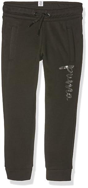 09557936cb6d Puma Children s Hose Style Sweat Pants Closed Fl G Trousers  Amazon ...