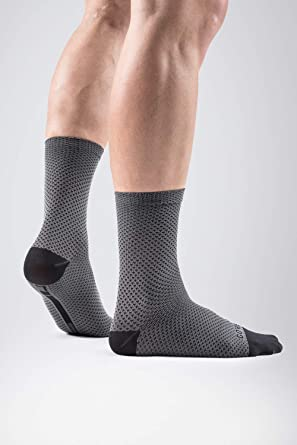 Neon Yellow//Black Gore Wear M Mid Socks