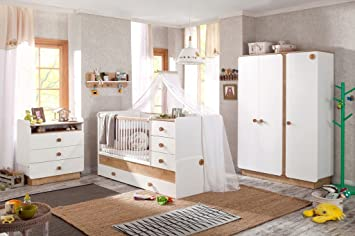 Cilek NATURA BABY 2 Kinderzimmer Set Babyzimmer Kinder Komplettset ...