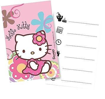 Hello Kitty Bamboo Einladungskarten