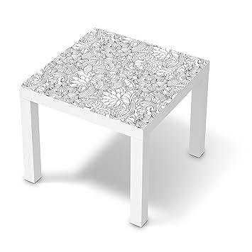 creatisto Möbelfolie für IKEA Lack Tisch 55x55 cm   Möbelaufkleber ...