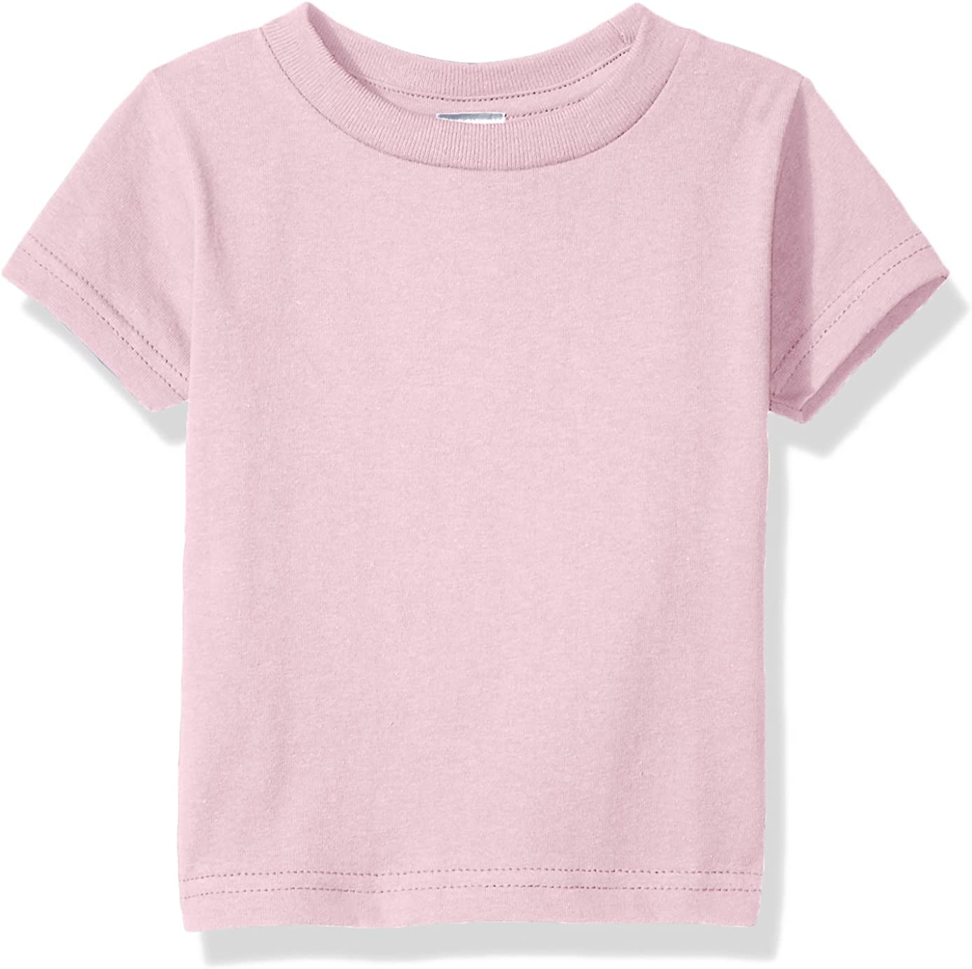 Clementine Baby-Girls Infant Soft Cotton Jersey Tees Short Sleeve Crewneck T-Shirt T-Shirt