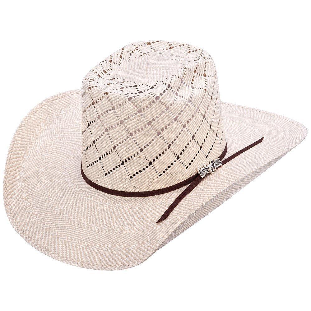 Cuernos Chuecos 100X Diamond Brick Crown Hat (7)