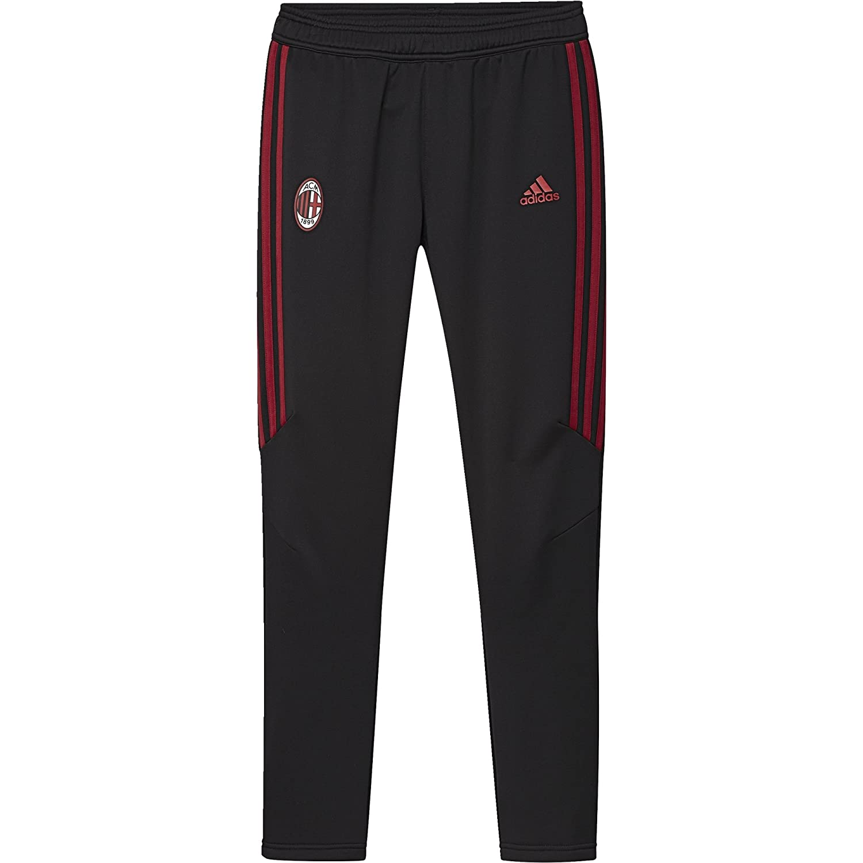 2017-2018 AC Milan Adidas Training Pants (Black) Kids B072R6DG71Black Small Boys 22\