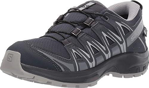 Salomon XA Pro 3D CSWP Nocturne J, Zapatillas de Deporte para Niños: Amazon.es: Zapatos y complementos