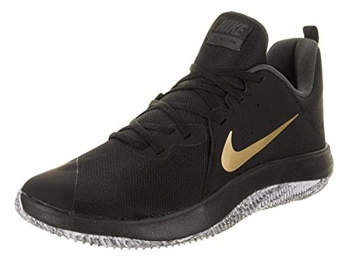 free shipping 465b6 52cea Nike Fly by Low Sports Running Shoe for Men-UK-8 Black  Buy Online at Low  Prices in India - Amazon.in