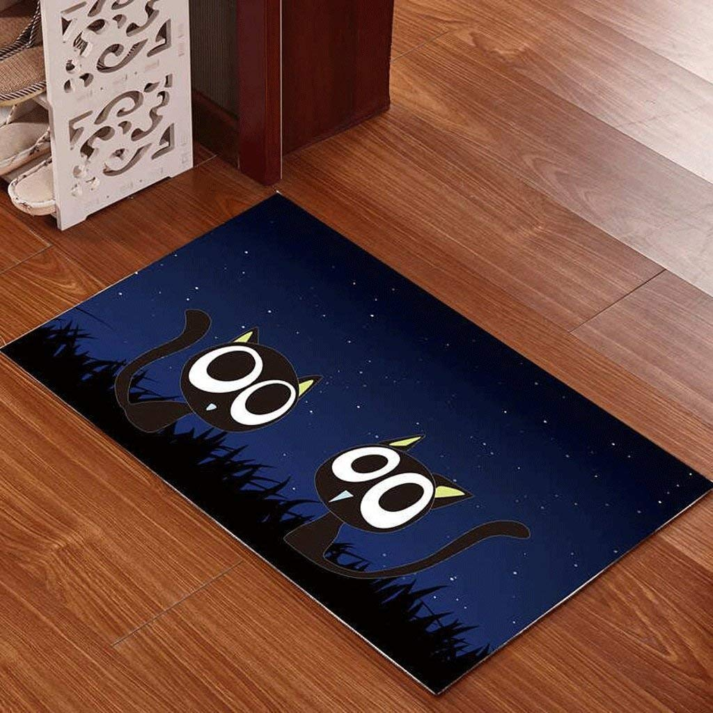 MingXinJia Anti-Rutsch-Teppich Matten Matten Matten Bodenmatte Home Family Indoor Outdoor Küche Bad Wasserdichte Matte Tür Hause Türmatte B07L1K3TLH Duschmatten 98a60d