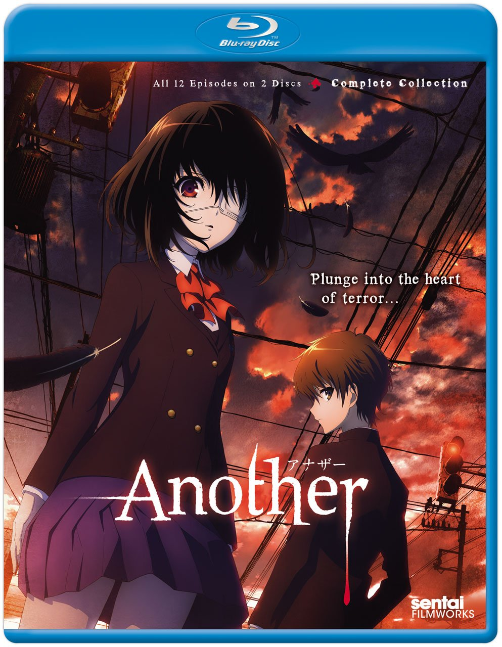 Amazon com another complete collection blu ray greg ayres monica rial christopher ayres movies tv