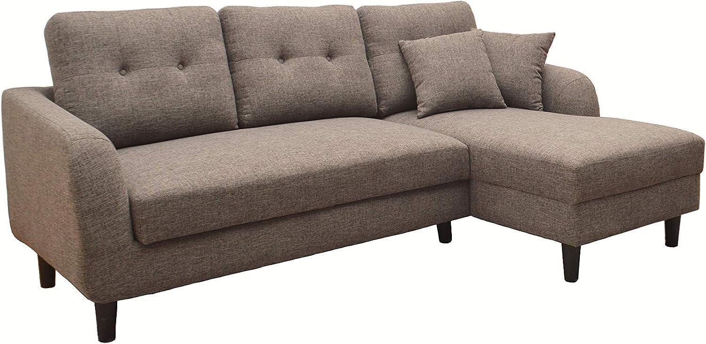 F3 FURNITURE FASHION FORWARD Velvet Grey Sofa Bed