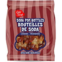 Lady Sarah Soda Pop Bottles Gummies Candies 120G Per Bag