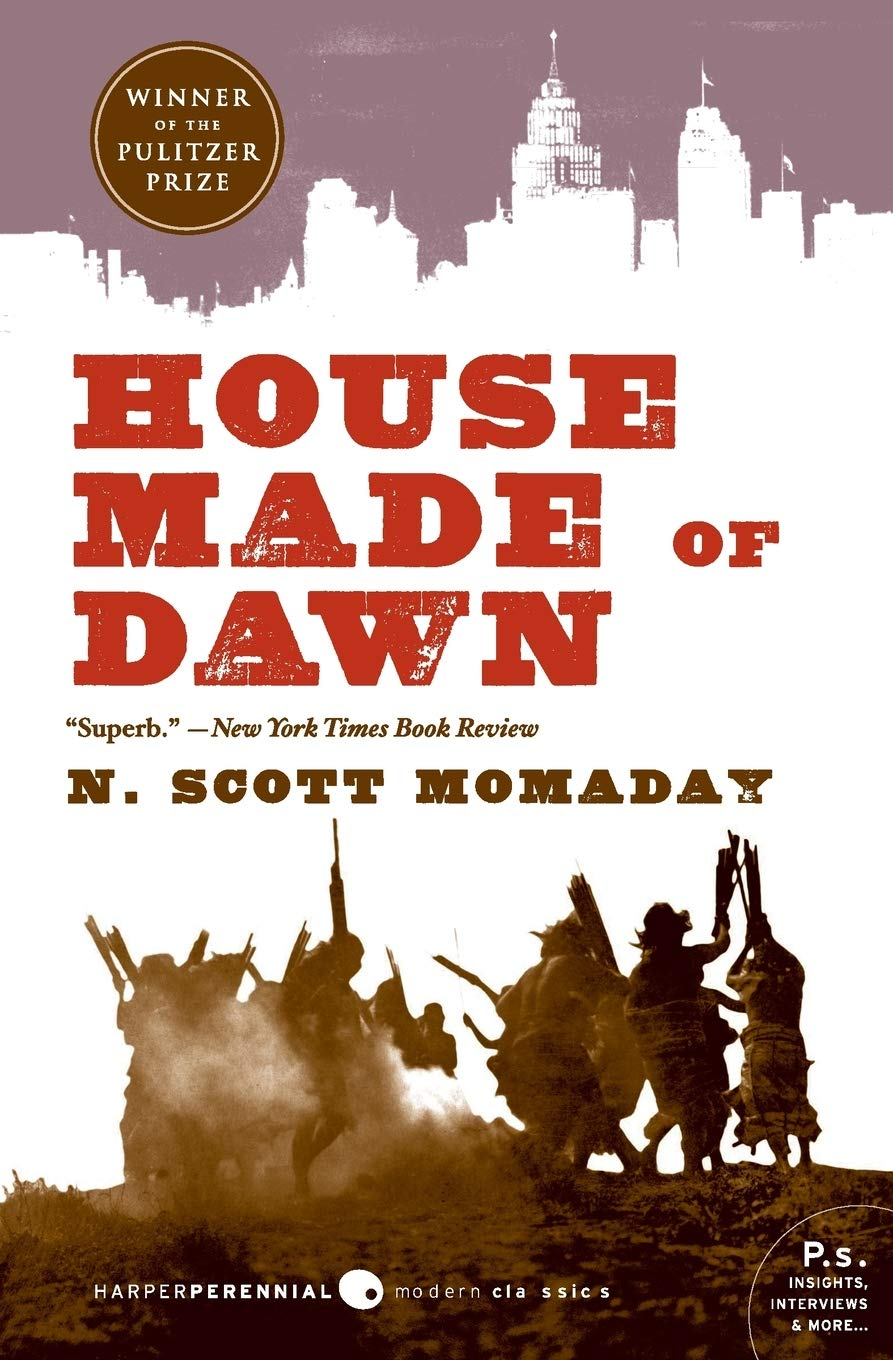 House Made Of Dawn By N Scott Momaday