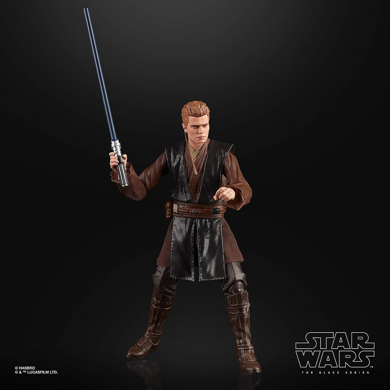Star Wars-Black Series-Anakin Padawan Figura De Acción Nuevo Caja de daño Pesado