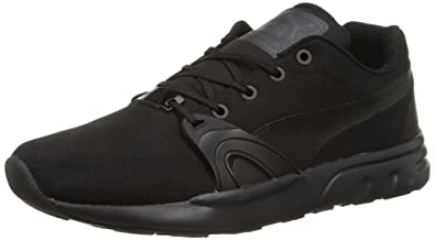 puma herren sneaker schwarz