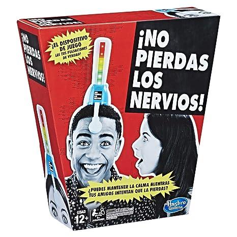 Hasbro Gaming No Pierdas Los Nervios Hasbro E1845105 Amazon