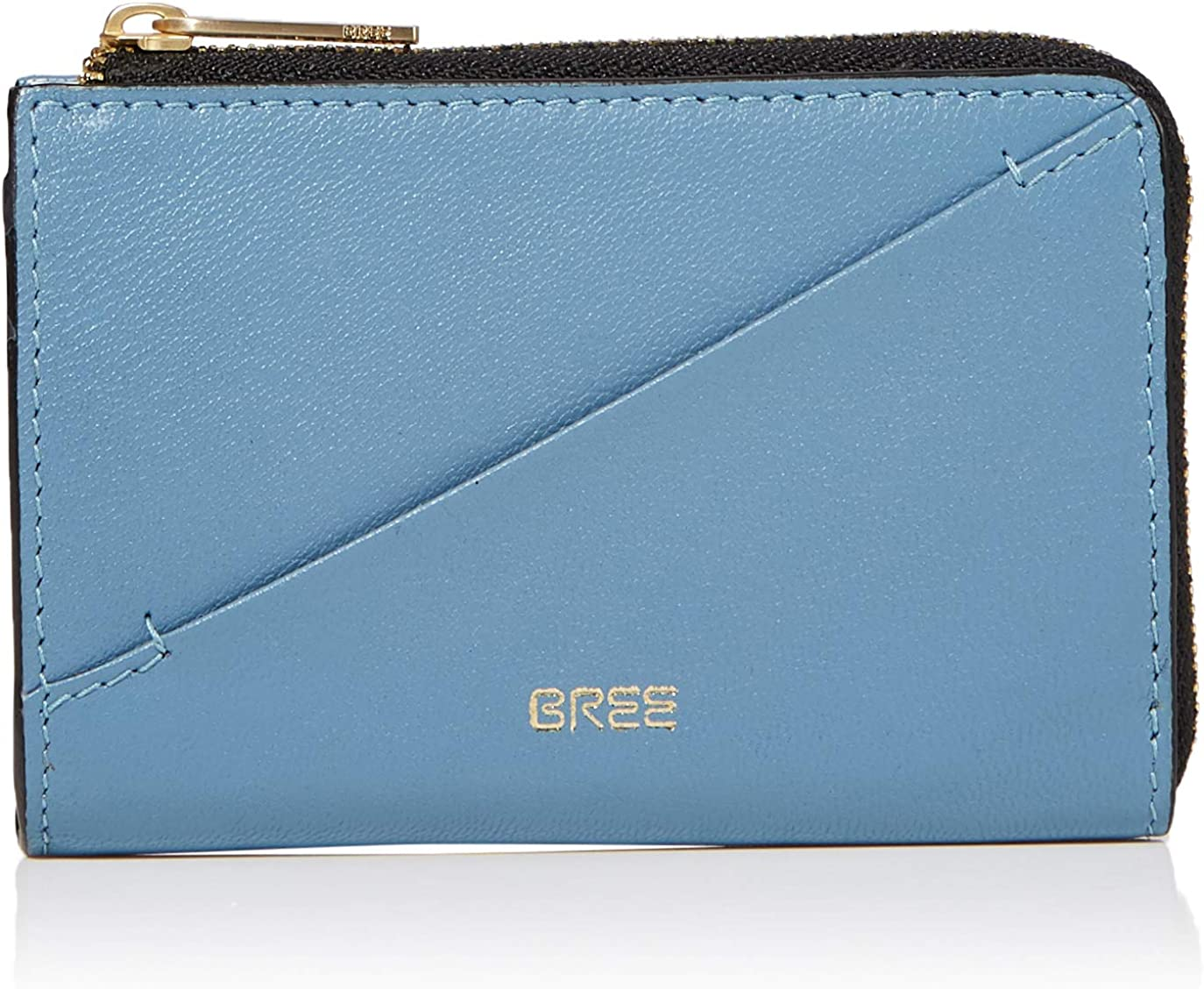 Provenc BREE Damen Privy 149 Provincial Blue 8.5x2x12 cm Blau Key Pouch W19 Schl/üsselm/äppchen