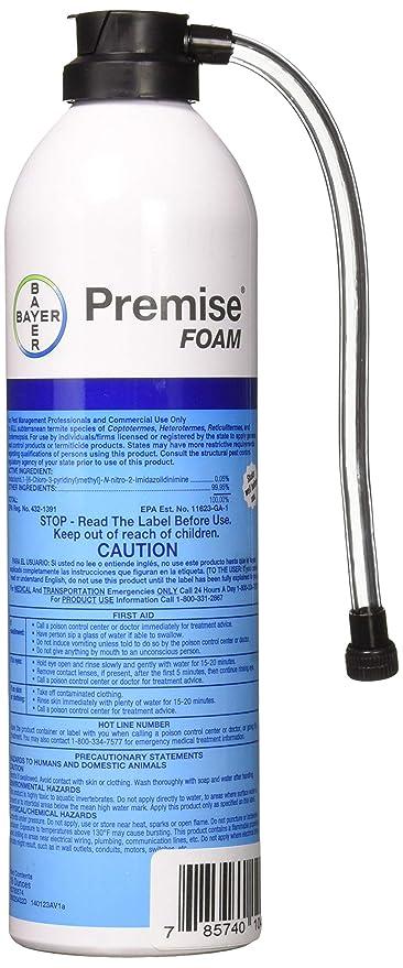 Premise Foam Termiticide Termite Spray Amazon In Garden Outdoors