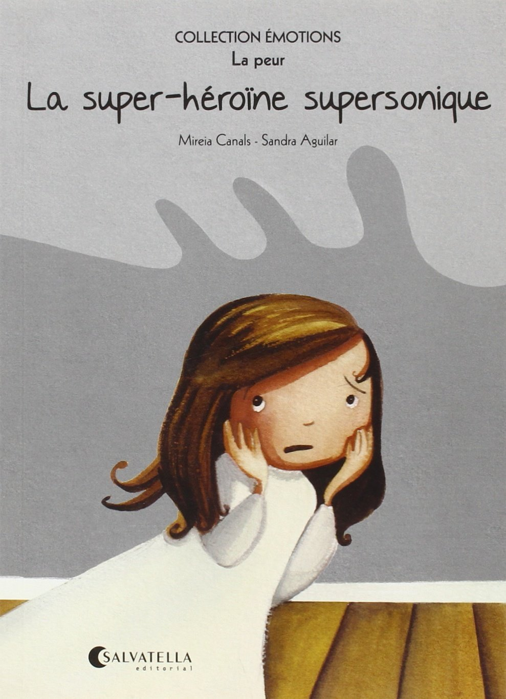 La super-héroïne supersonique (French) Paperback – September 15, 2015