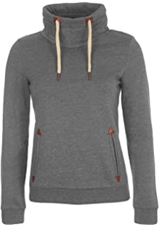 check out 47485 61f20 DESIRES Vicky Tube Damen Sweatshirt Pullover Sweater Mit ...