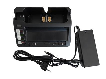 Cargador Marca vhbw 220V para iRobot Roomba 500, 510, 520, 530 ...