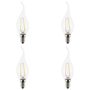 E14 warmweiß , 2700K 4x 8718696573877 Philips LED classic Lampe ersetzt 25 W