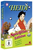 Heidi - Spielfilm-Box (3 DVDs)
