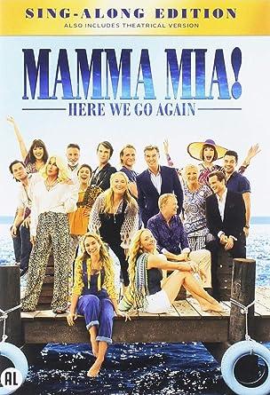 Mamma Mia 2: Here We Go Again [DVD] [Italia]: Amazon.es: Cine y ...