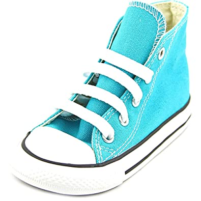 c2abe2c5887 Converse Baby Chuck Taylor All Star Hi (Infant/Toddler), Mediterranean 3