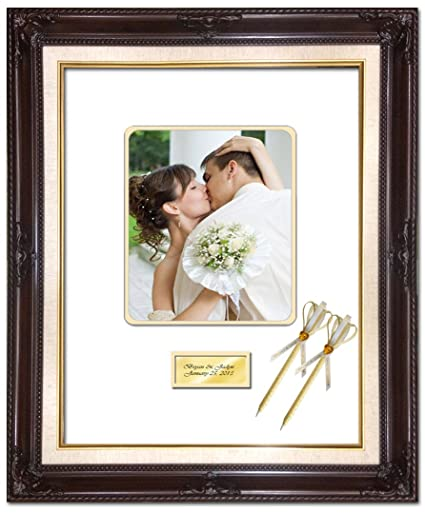 Amazon 20 X 24 Personalized Wedding Picture Frame With 2