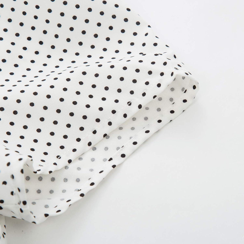 Belle Poque Womens Vintage Maniche Corte Buttons Down Mesh Patchwork Camicette T-Shirt Top GF574