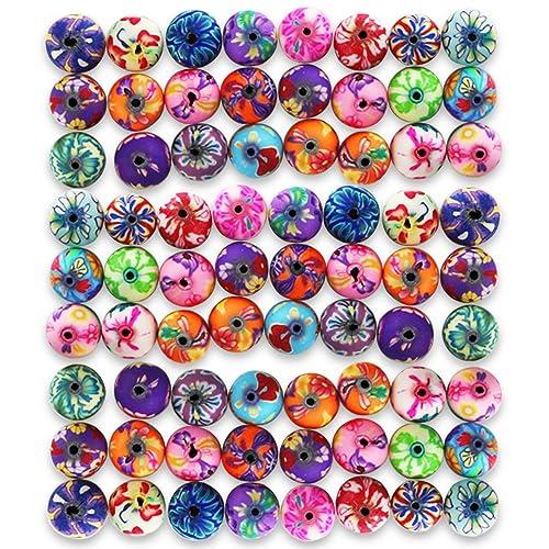 Fimo Clay Vivid Color Bead Assortment