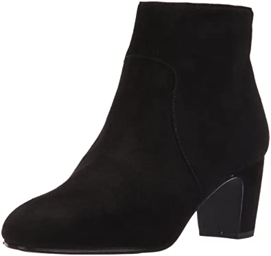 Eileen Fisher Women's Piper-SE Ankle Bootie, Black, ...