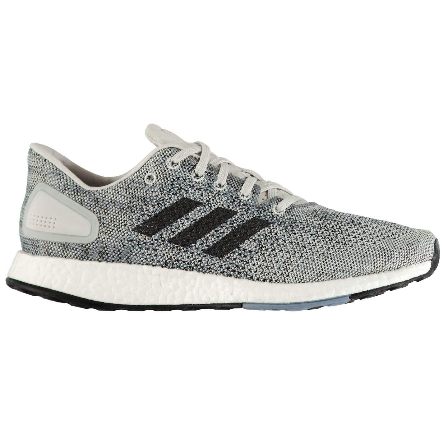 [アディダス] ランニングシューズ Pureboost DPR Shoes CM8322 EFE73 GY/WH 25.5   B07DFRMCR7