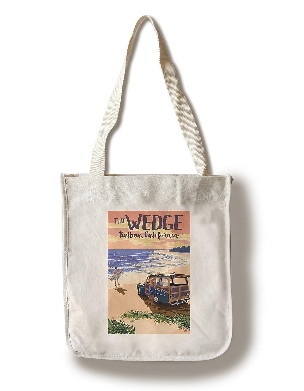 ファッションデザイナー バルボア島、カリフォルニア – – The Wedge – Tote Woody on the Bag beach 15oz Mug LANT-3P-15OZ-WHT-79428 B06X3ZB3LN Canvas Tote Bag Canvas Tote Bag, 相楽郡:c1f640bd --- diceanalytics.pk