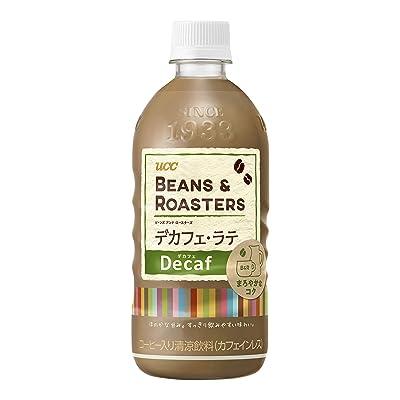 【9月2日まで】UCC BEANS & ROASTERS デカフェ・ラテ ペットボトル コーヒー 500ml×24本 送料込1,169円(48.7円/本)