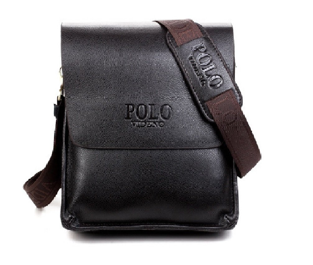 263a3d4bfe81 new POLO VIDENG - Men s Messenger Bag - Men s Business Bag - Men s Briefcase  - Casual