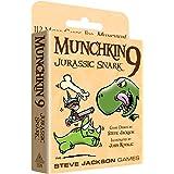 Steve Jackson Games Munchkin 9 Jurassic Snark Board Game