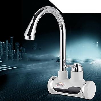 Brandneu Sofort heißes Wasser Wasserhahn, elektrisch Wasser Heizung Wasser  TU36